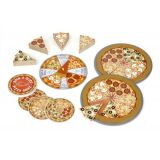 Spin-a-Slice Pizza Matching Game