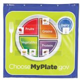 Healthy Helpings™ My Plate Pocket Chart