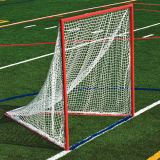 Official Lacrosse Package Includes 1 Pair Goals and 2 Nets