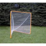 Deluxe Practice Lacrosse Goal, 6'H x 6'W x 7'D, 5.5mm Net Included