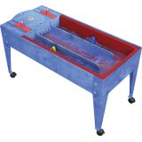 Wave Rave Activity Center with 2-Caster Sand & Water Table