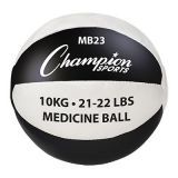 Leather Medicine Ball, 21-22 Lbs.