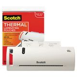 Laminator & Thermal Laminating Pouches