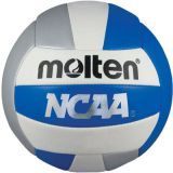 MOLTEN- Official Recreation Volleyball with Ultra-Soft Polyurethane cover; NCAA Replica