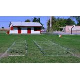 20' x 6' Knee High Trainer