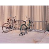 Wall Mount Single Sided Bike Rack
