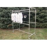 Uniform Hanger Rack