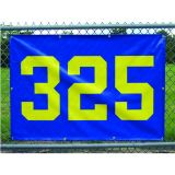 Outfield Distance Markers, 27 x 36 with 14 Numbers