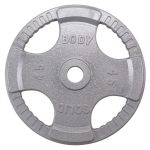 Individual Cast Grip Olympic Plate