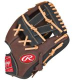 Player Preferred Youth Gloves, 11; V-Web / Conventional