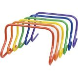 12 Speed Hurdle Set of 6 Colors