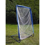 Portable Kicking Cage with Weighted Base, includes Net, 6'6H x 4'W