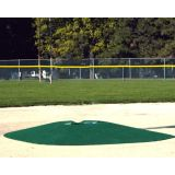 Pony League Portable Game Mound, 8'W x 10'L x 8H, for Ages 12-15