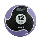 12lb Rhino® Elite Medicine Ball, Purple