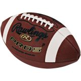 Practice Leather Football, Official Size