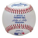 Training Level 5 Baseball, Ages 7-10, Official size & weight, Durable synthetic leather cover