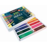 Sargent Best Buy Pencil Assortment Classpack, 10 Colors/250 Count