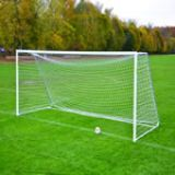 NOVA Classic™ Official Soccer Package with Round Goals