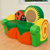 Back to Nature™ Snail Sofa with arms