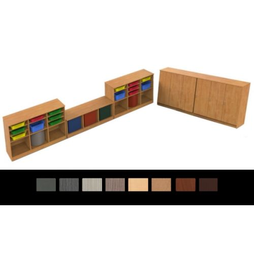 Sensational Classroom Storage Set Including 2 Triple Locker Storage Home Interior And Landscaping Ologienasavecom