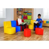 Kalocolor™ Modular Seating Set, Vibrant Colors