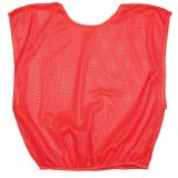 Practice Youth Scrimmage Vest, Neon Orange, Pack of 12