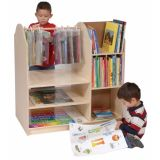Multi Book Storage Center, 38H x 36W x 23D