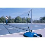 Economy Tennis Net, for use w/portable standards, 1.5square mesh, 42'L x 42W