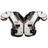 Adult Titan Pro Shoulder Pad with Extended Medium Length Arch Design, Size Extra-Large