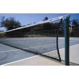 Collegiate Model Tennis Net, 42'L x 42W