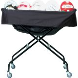 Volleyball Cart, Holds 24 Balls, 44Lx29.75Wx38H