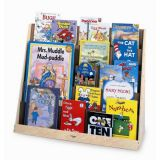 Book Display Stand, 36W x 30H x 13D
