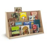 Extra Wide Book Display, 48W x 30H x 14D