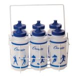 Coated Wire (6) Water Bottle Carrier