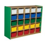 Green Apple™ 25 Tray Storage with Assorted Trays