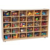 Contender™ 30 Tray Storage with Assorted Trays, Assembled
