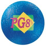Playground Balls, 2 ply, blue, 8.5 diameter