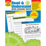 Read & Understand with Leveled Texts, Grade 2