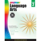 Spectrum® Language Arts, Grade 2