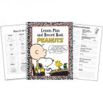 Peanuts® Lesson Plan & Record Book