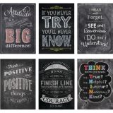 Chalk It Up!™ Inspire U™ 6-Poster Pack