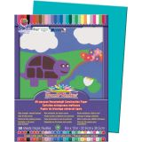 SunWorks® Construction Paper, 9 x 12, Turquoise