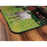 Barn Animals PhotoFun Rug™, 6' x 8'4