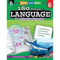180 Days of Language, Grade 6