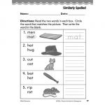 Foundational Skills Phonics, Grade K