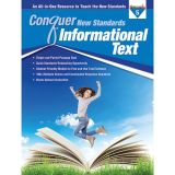 Conquer New Standards: Informational Text, Grade 5