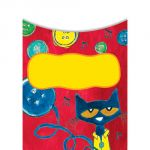 Pete the Cat® Library Pockets