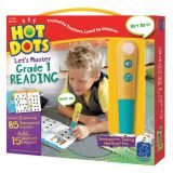 Hot Dots® Jr. Let's Master Reading, Grade 1