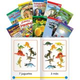 TIME For Kids® Grade K, Set 2, 10-Book Set, Spanish