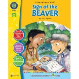 The Sign of the Beaver Literature Kit™, Grades 5-6